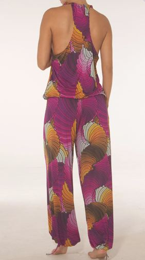 back color jumpsuit